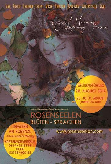 Rosenseelen by Danielle Elfaye