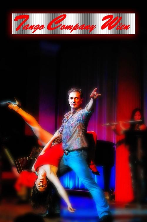Lysabel Urbano & Tango Company Wien